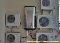 ARTICLE WIKA AIRCON WATER HEATER  PEMANAS AIR WIKA TENAGA AC