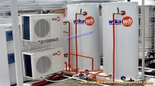 GALLERY HEAT PUMP WATER HEATER